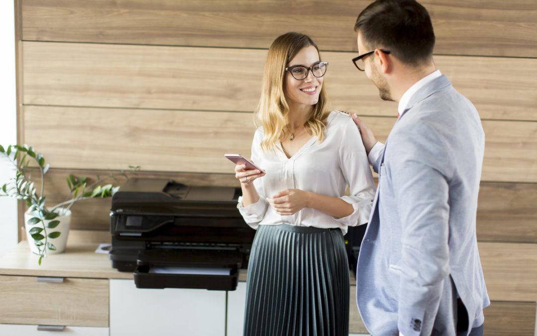 Beneficios de contratar un outsourcing de impresión